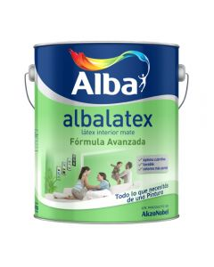 Albalatex Interior (Blanco) 4 Litros