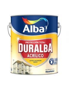 Duralba Latex Acrilico 1 Lt Colores
