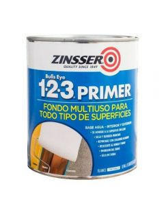 Ro Zinsser 123 (Blanco Mate) 0.946 L